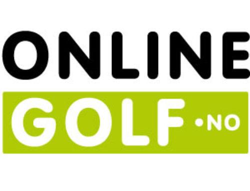 onlinegolf.no – alltid åpen